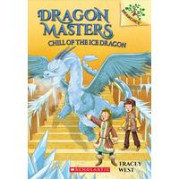 Chill of the Ice Dragon - Tracey West (Paperback)