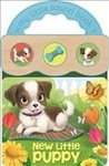 New Little Puppy 3 Button Sound Book - Robin Rose (Hardcover)