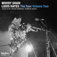 Woody Shaw - Tour 2 (CD) - Cover