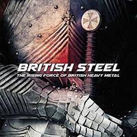 Various Artists - British Steel (CD)
