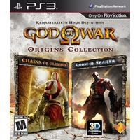God Of War: Origins Collection - Chains Of Olympus + Ghost Of Sparta (Video Game)