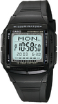 Casio Databank 50m Digital Watch - Black