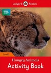 Hungry Animals Activity Book - Ladybird (Paperback)