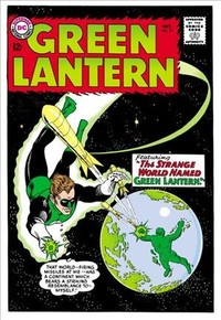 Green Lantern - the Silver Age 3 - Various (Paperback) - Cover