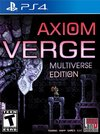 Axiom Verge Multiverse Edition (US Import PS4)