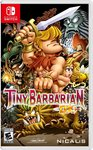 Tiny Barbarian DX (US Import Nintendo Switch)