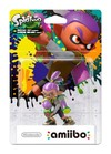 Nintendo amiibo - Splatoon Collection Inkling Boy - Purple (For 3DS/Wii U)