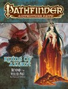 Pathfinder Adventure Path: Ruins of Azlant - Beyond the Veiled Past (Role Playing Game)