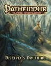Pathfinder RPG - Player Companion: Disciple's Doctrine (Role Playing Game)