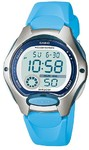 Casio Standard Collection 50m WR Digital Watch - Grey and Blue