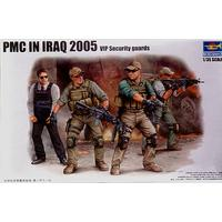 Trumpeter - 1/35 - PMC in Iraq VIP Protection (Plastic Model Kit)
