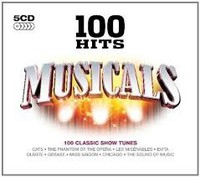 Various Artists - 100 Hits: Musicals / Various (CD) - Cover