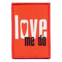 The Beatles - Love Me Do Patch - Cover