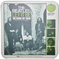 The Beatles - Let It Be - Single Coaster