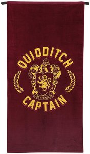 Harry Potter - Quidditch Captain Towel - Cover