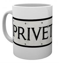 Harry Potter - Privet Drive Mug - Cover