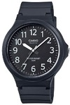 Casio Standard Collection 50m WR Analog Watch - Black
