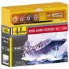 Heller - 1/1600 - Porte Avions Colossus (Plastic Model Kit)