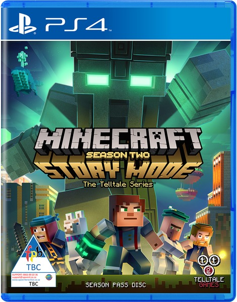 Minecraft Story Mode Season Two Ps4 Video Games