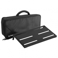 On-Stage GPB4000 Guitar and Keyboard Pedal Board with Bag (28 x 14 1\2 Inch) - Cover
