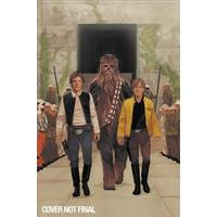 Star Wars - a New Hope - Marvel Comics Group (Hardcover)