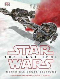 Star Wars: The Last Jedi - Jason Fry (Hardcover) - Cover