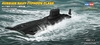 Hobbyboss 1:700 - Russian Navy Typhoon Class Submarine (Plastic Model Kit)