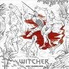 The Witcher Adult Coloring Book - CD Projekt Red (Paperback)