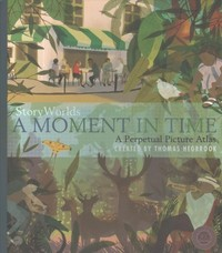 A Moment in Time - Thomas Hegbrook (Hardcover) - Cover