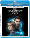 Divergent Series 3 Film Collection (Region A Blu-ray)