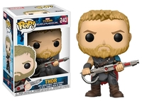 Funko Pop! Marvel - Thor Ragnarok S1 - Thor - Cover