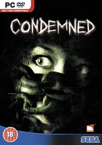 Condemned (PC) - Cover
