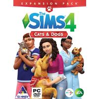 The Sims 4: Cats & Dogs - Expansion Pack (PC/Mac)