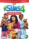 The Sims 4: Cats & Dogs - Expansion Pack (PC/Mac) Cover