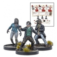 The Walking Dead: All Out War - The Walking Dead: All Out War - Andrea Booster (Miniatures) - Cover