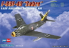 Hobbyboss 1:72 - F-86F-40 Sabre (Plastic Model Kit)