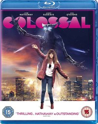 Colossal (Blu-ray) - Cover
