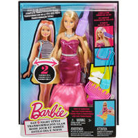 Barbie - Day to Night Style Doll