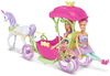 Barbie - Dreamtopia Sweetville Carriage and Doll