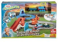 Thomas & Friends - Great Dino Delivery Playset - Cover