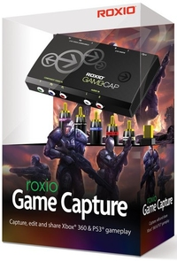 Roxio Game Capture - Cover