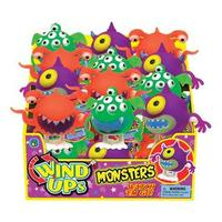 Wind up Monsters