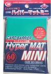 Card Barrier Hyper Mat Mini Green (Cards)