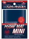 Card Barrier Hyper Mat Mini Blue (Cards)