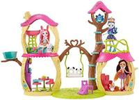 Enchantimals - Treehouse Panda Playhouse-set