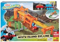 Thomas Adventures - Misty Island Zip-Line Playset
