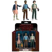 Funko Action Figure - Stranger Things 3-Pack Vinyl Figure (Pack 1)