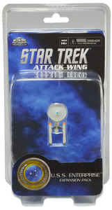 Star Trek: Attack Wing - U.S.S. Enterprise Expansion Pack (Miniatures) - Cover