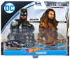 Hot Wheels - DC's Justice League: Die-cast Character Cars 2-Pack