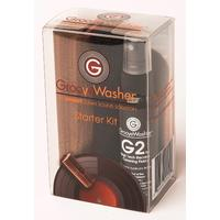 Groovewasher - Record Cleaning Kit [Walnut]